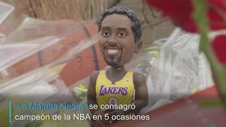 El adiós al ídolo del básquetbol Kobe Bryant