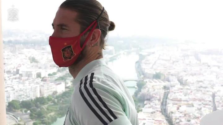 """Sergio Ramos: """"¿Lanzar otro penalti? Por supuesto, si no lo enfocara así..."""""""