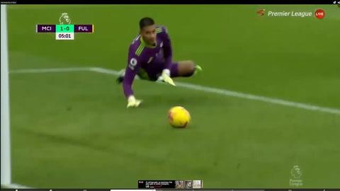 Manchester City 2-0 Fulham (Premier League)