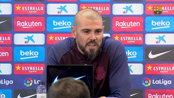 Víctor Valdés: