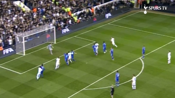 Spurs and Chelsea share eight-goal scoreline