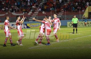 Con gol de Ángel Rodríguez, Vida ya derrota al Honduras Progreso en La Ceiba
