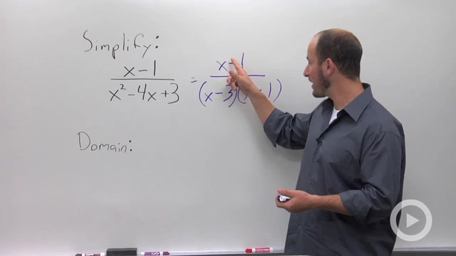 Definition and Domain of a Rational Expression - Problem 2