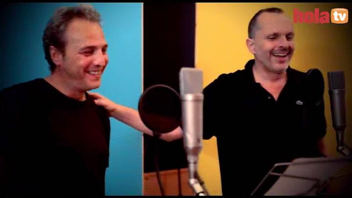 Hombres G estrena el videoclip \'Lo noto\' con Miguel Bosé
