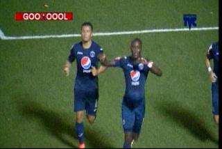 ¡GOOOOOL DE MOTAGUA! Rubilio Castillo abre el marcador 1-0 ante la UPNFM