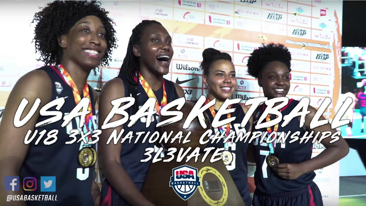 USA Basketball 3X3 U18 National Championships