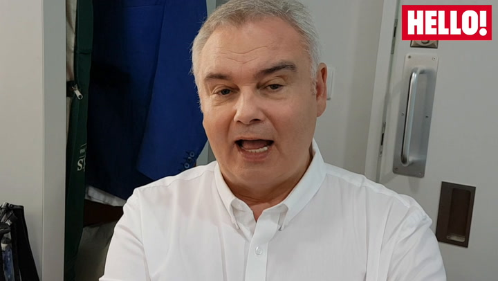Eamonn Holmes reveals why he did not go to Ruth\'s Strictly reveal show