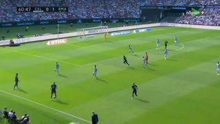 Bestialidad: Toni Kroos marca un golazo en el Celta-Real Madrid en Balaídos
