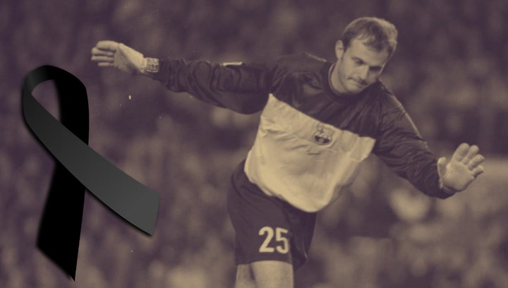 Fallece el ex portero del Barça Francesc Arnau