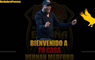 Hernán Medford vuelve a Real España y será su técnico para el torneo Apertura 2019-20