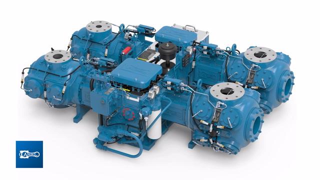 The Ariel Smart Compressor System