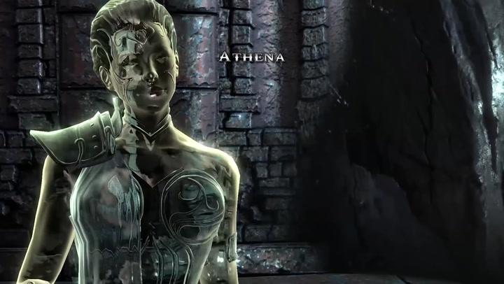 God of War Lore: Athena, Goddess of Wisdom | Videos | FANDOM