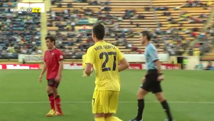 Moi Gómez regresa al Villarreal