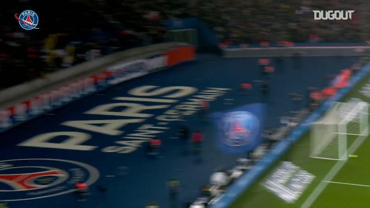 Angel Di Maria's stunning goal against Lyon