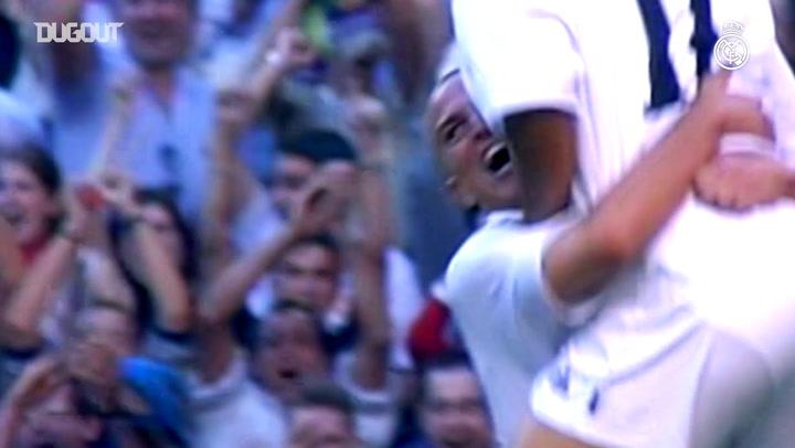 Ronaldo anotó en su debut contra Alavés