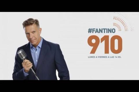 Estar nominado a los Emmy me abre las puertas del mundo, confesó Fantino