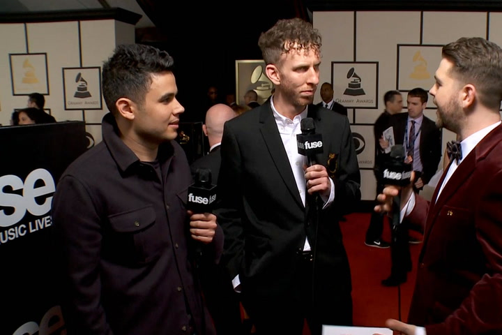 "Shows: Grammys 2014: Imagine Dragons Say Kendrick Lamar GRAMMY Collab ""Worked From the Beginning"""
