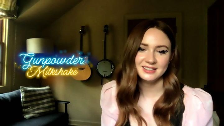 'Gunpowder Milkshake' Interviews