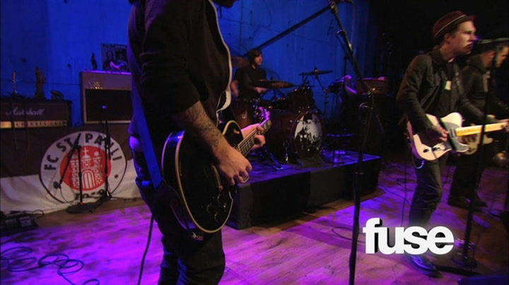 Shows: The Gaslight Anthem performs Bring It On