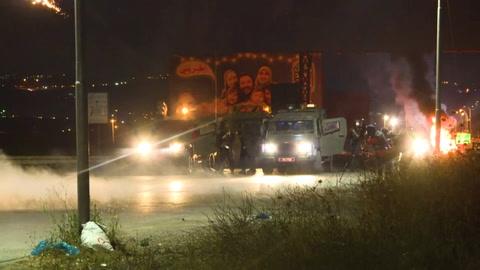Enfrentamientos en Jerusalén dejan cientos de heridos el fin de semana
