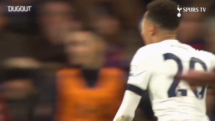 Incredible Goals: Dele Alli At Crystal Palace