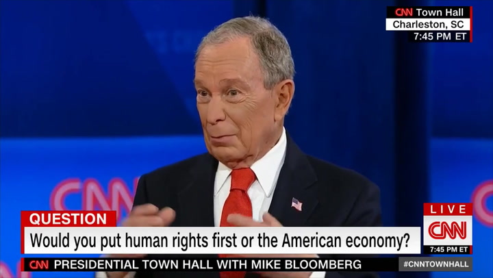 Bloomberg: China Is Not About People Picking Their Leaders, 'They Like Their System'