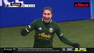 Portland Timbers está eliminando a Dallas en los playoffs de la MLS