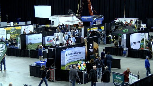 This week on AgweekTV, we'll look at some of the hot industry issues from the Northern Corn and Soybean Expo in Fargo, including coronavirus. The state of South Dakota and the agricultural industry are working together to provide certainty and promote livestock and ag development in the state. And we'll give an update on a UND bee pollinators program.