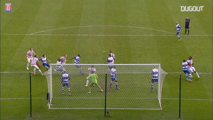 Stoke beat Reading 2-1