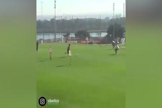 El increíble regate de Joao Felix que alucina en el fútbol español