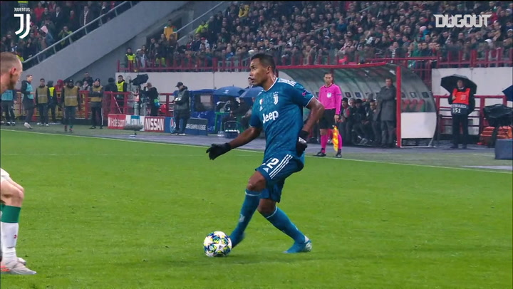 Best of Alex Sandro in 2019-20