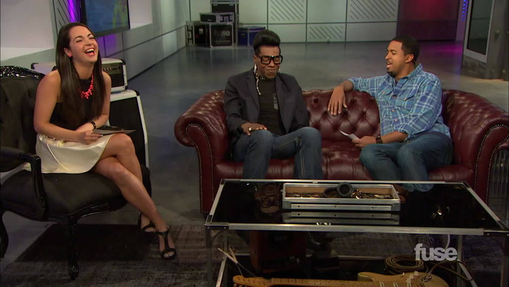 Shows: Top 20: Big Freedia Explains Effects of Listening to Bounce Music
