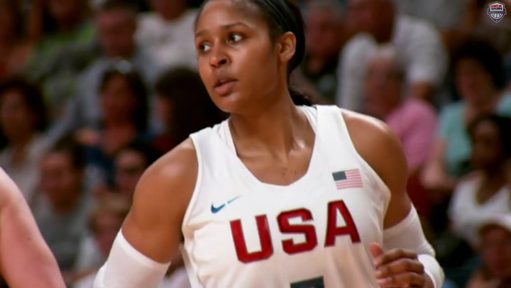 Maya Moore Honored As Jack Kelly Fair Play Award Recipient