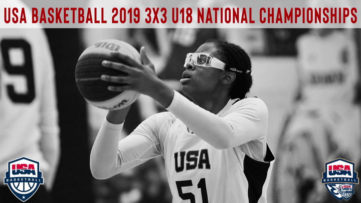 2019 USA Basketball 3X3 U18 National Championships