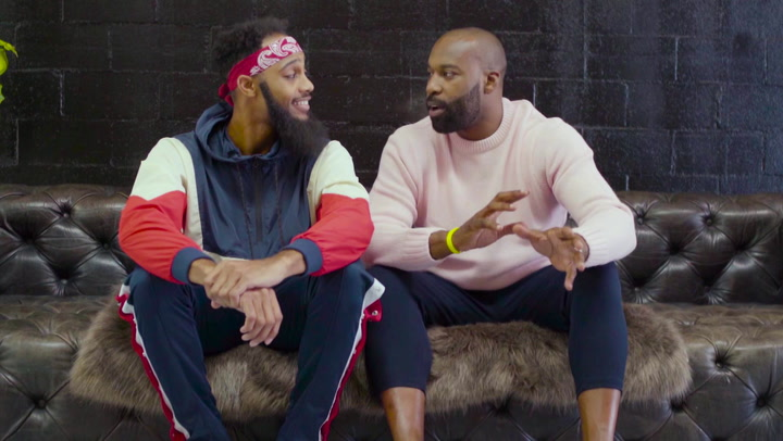 BDot & Baron Talk Their Date Night with a Twist