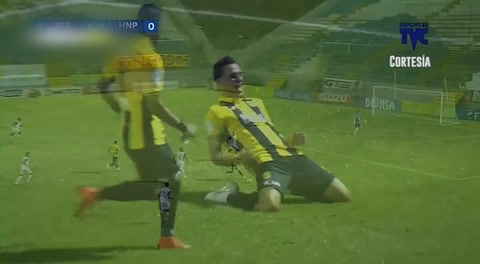 Real España 3 - 2 Honduras Progreso (Liga Nacional de Honduras 2018)