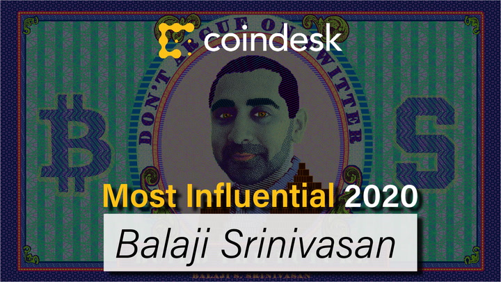 Balaji Srinivasan – The Man Who Called COVID: Most Influential 2020