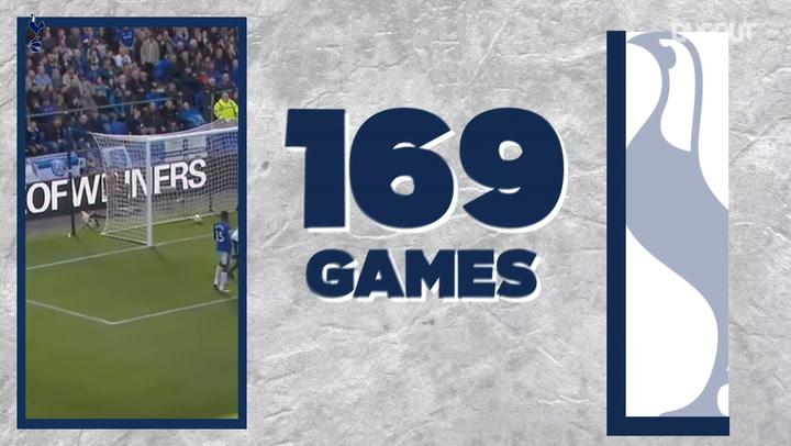Harry Kane: Tottenham's 200 goal man