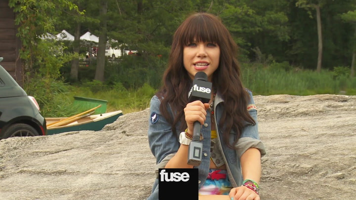 Carly Rae Jepsen On Summer Songs