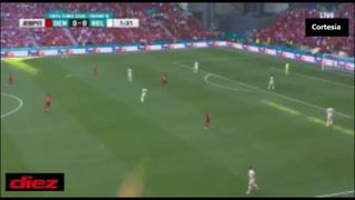 De Bruyne regresa de su lesión y convierte gol y asistencia en 25 minutos con Bélgica ante Dinamarca