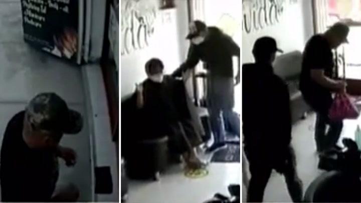 Comas: delincuentes ingresan a peluquería para asaltar a trabajadores y clientes