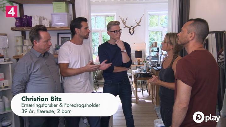 Uffe Buchard: Søren Fauli har fået kappet bollerne af konen!