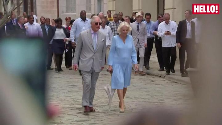 Happy birthday to the Duchess of Cornwall