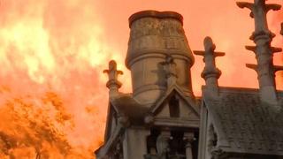 SE TV: Brannmannskapets dramatiske bilder