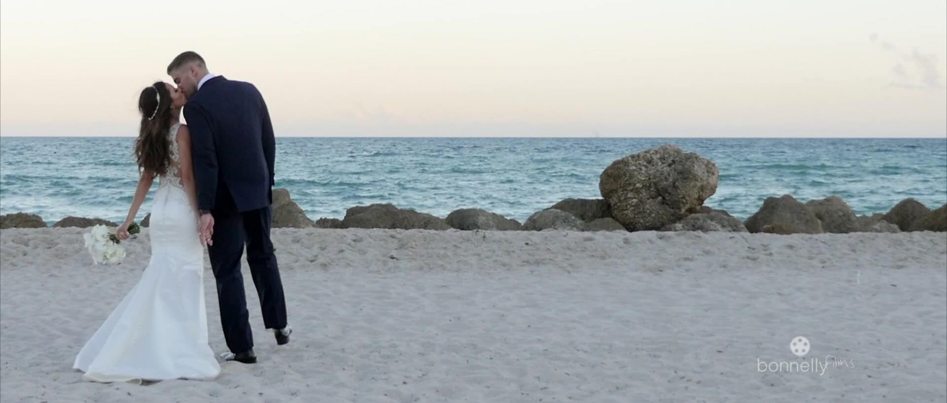 Gabriella + Derek | Miami Beach, Florida | The Palms