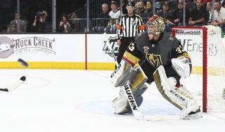 """Golden Edge: Knights drop a """"weird"""" game to New Jersey"""