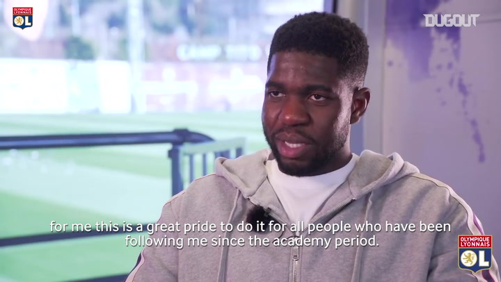 Samuel Umtiti Speaks Ahead Of OL Return