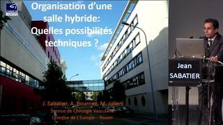 Organisation d'une salle hybride : quelles possibilités techniques ?