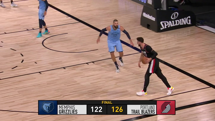 El resumen de la jornada de la NBA del 15 de agosto 2020