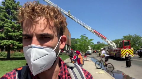 Minesota moviliza a toda su Guardia Nacional para acabar con los disturbios